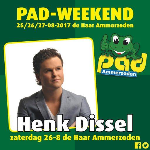 Henk Dissel - PAD Weekend 2017