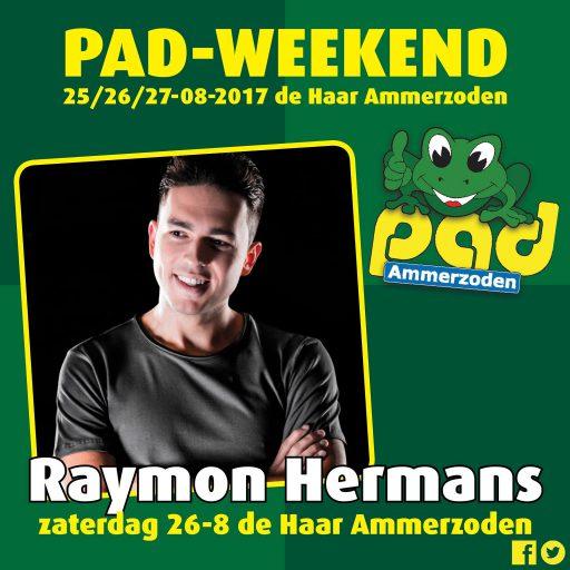 Raymon Hermans - PAD Weekend 2017
