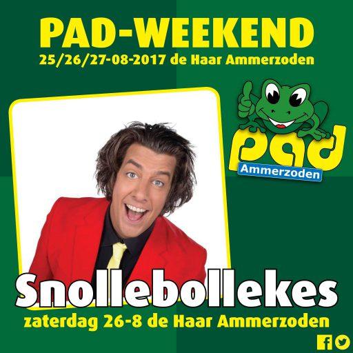 Snollebollekes - PAD Weekend 2017