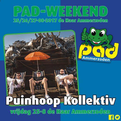 Puinhoop Kollektiv - PAD Weekend 2017